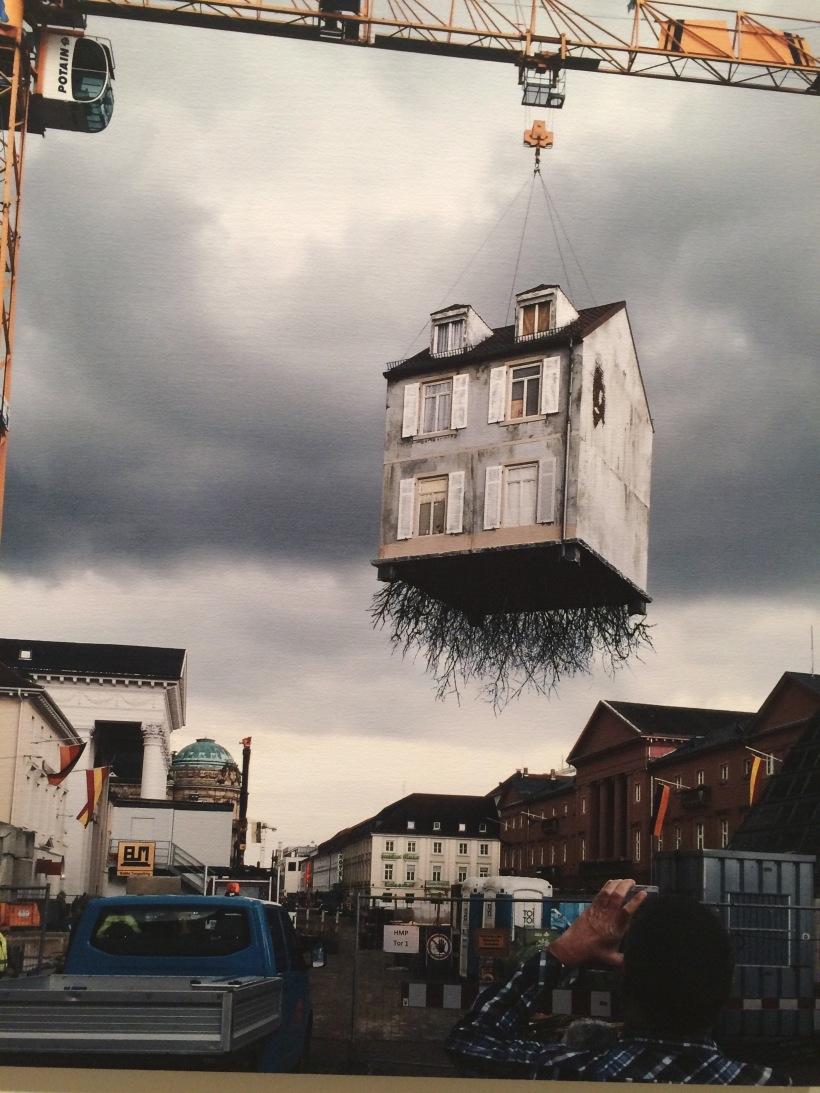 Erlich suspended house